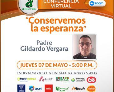 Conservemos la esperanza - Padre Gildardo Vergara