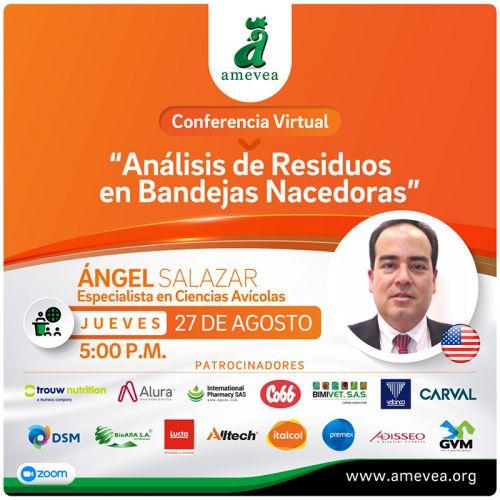 Aseo, limpieza y desinfección de la Planta Incubadora Ing Ángel Salazar